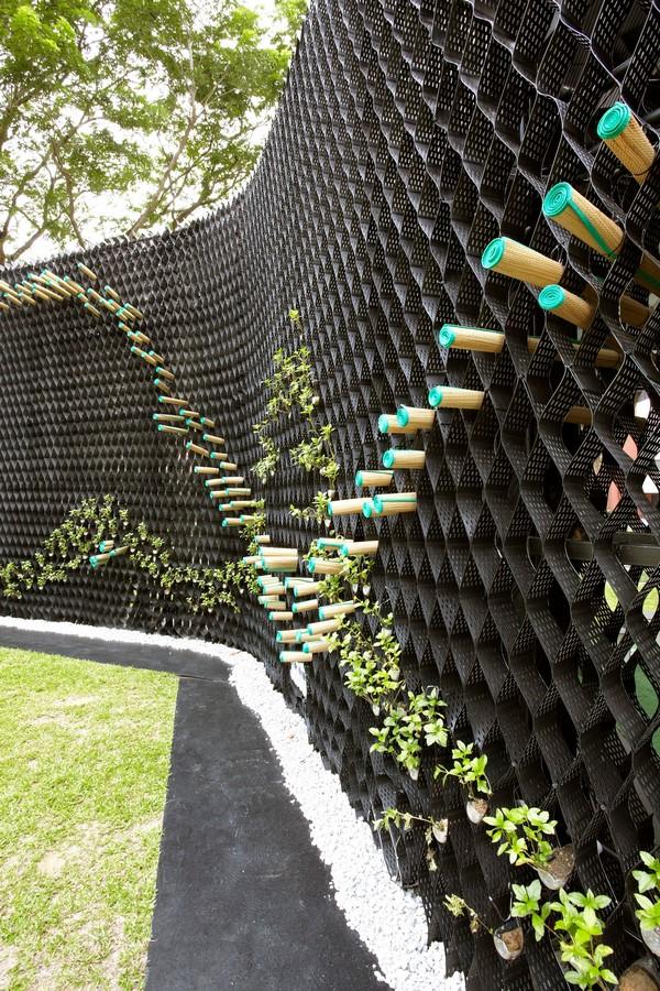 Archifest Zero Waste Pavilion in Singapore, WOW Architects - Sheet2