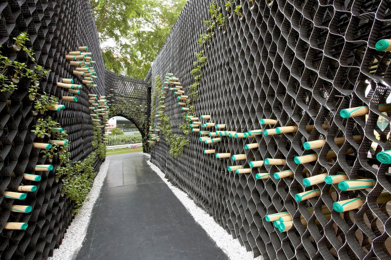 Archifest Zero Waste Pavilion in Singapore, WOW Architects - Sheet4