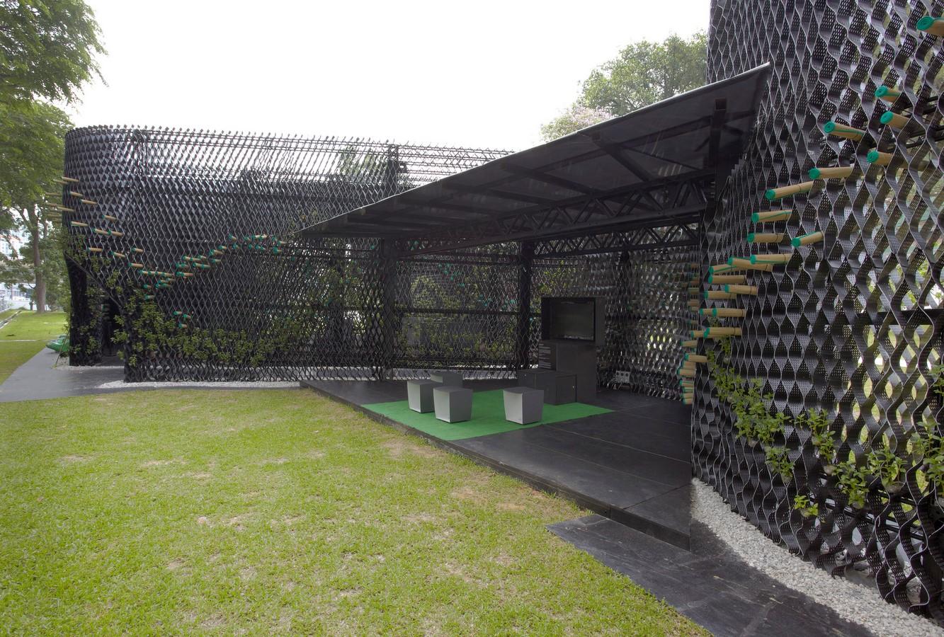 Archifest Zero Waste Pavilion in Singapore, WOW Architects - Sheet5