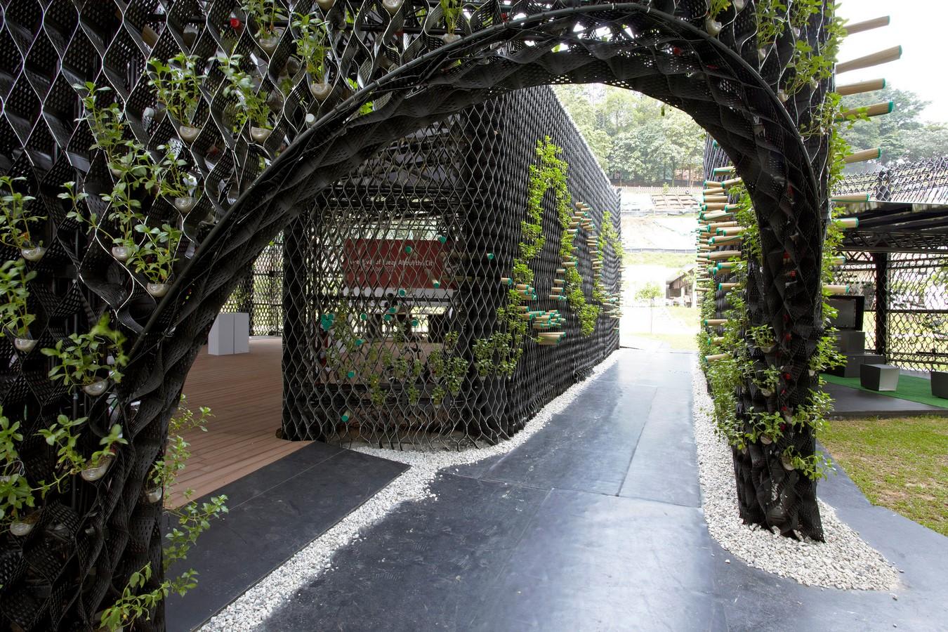 Archifest Zero Waste Pavilion in Singapore, WOW Architects - Sheet6