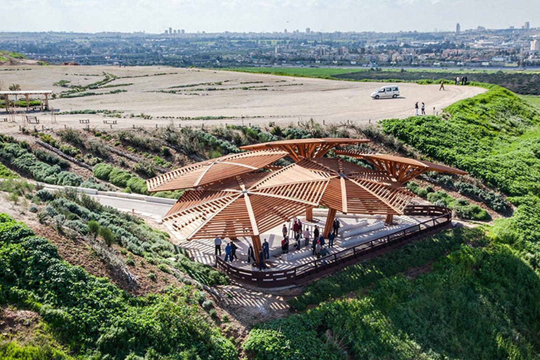 Ariel Sharon Park in Tel Aviv - Sheet4