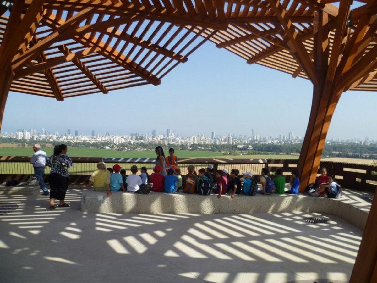 Ariel Sharon Park in Tel Aviv - Sheet6
