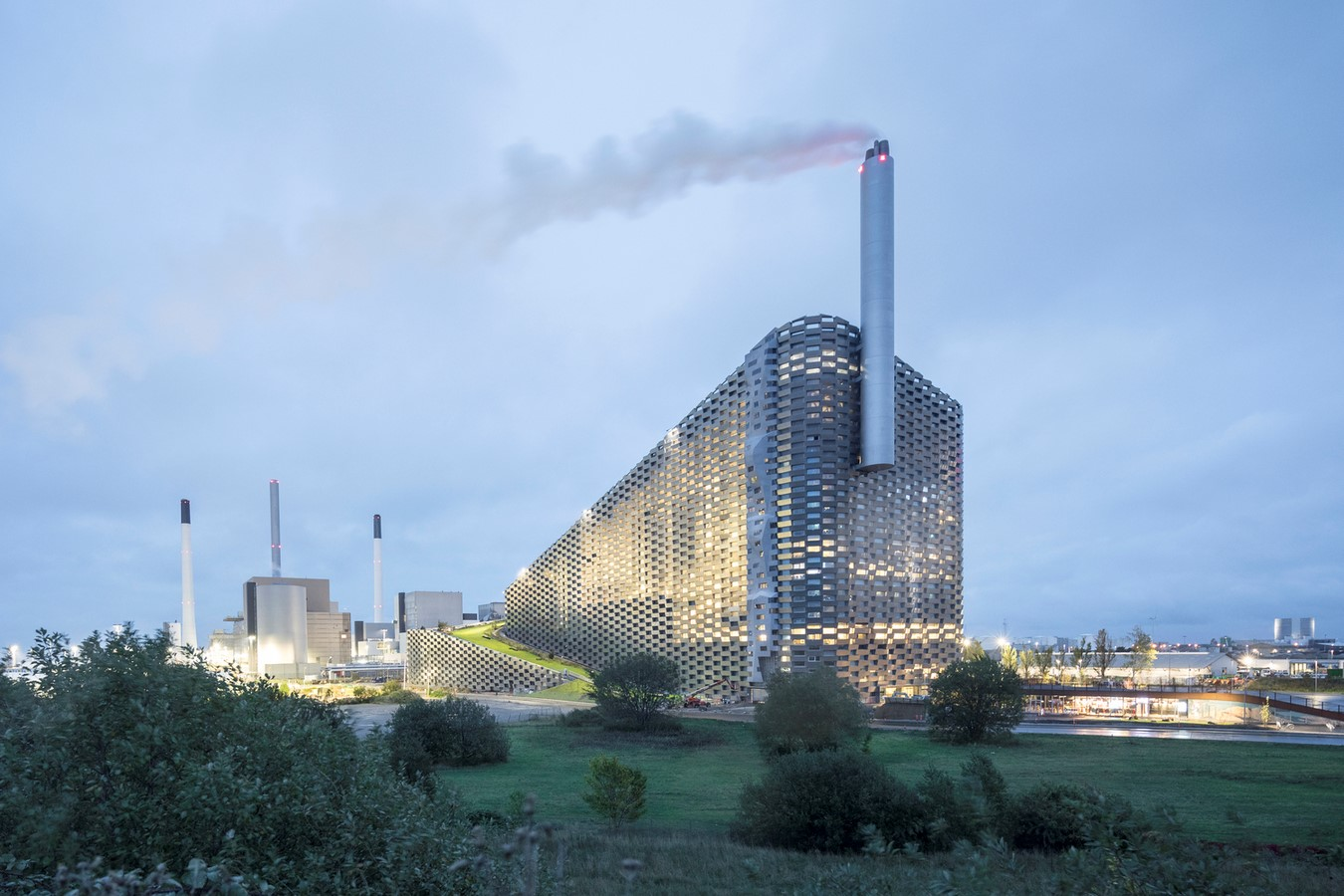CopenHill Energy Plant and Urban Recreation Center, BIG - Sheet2