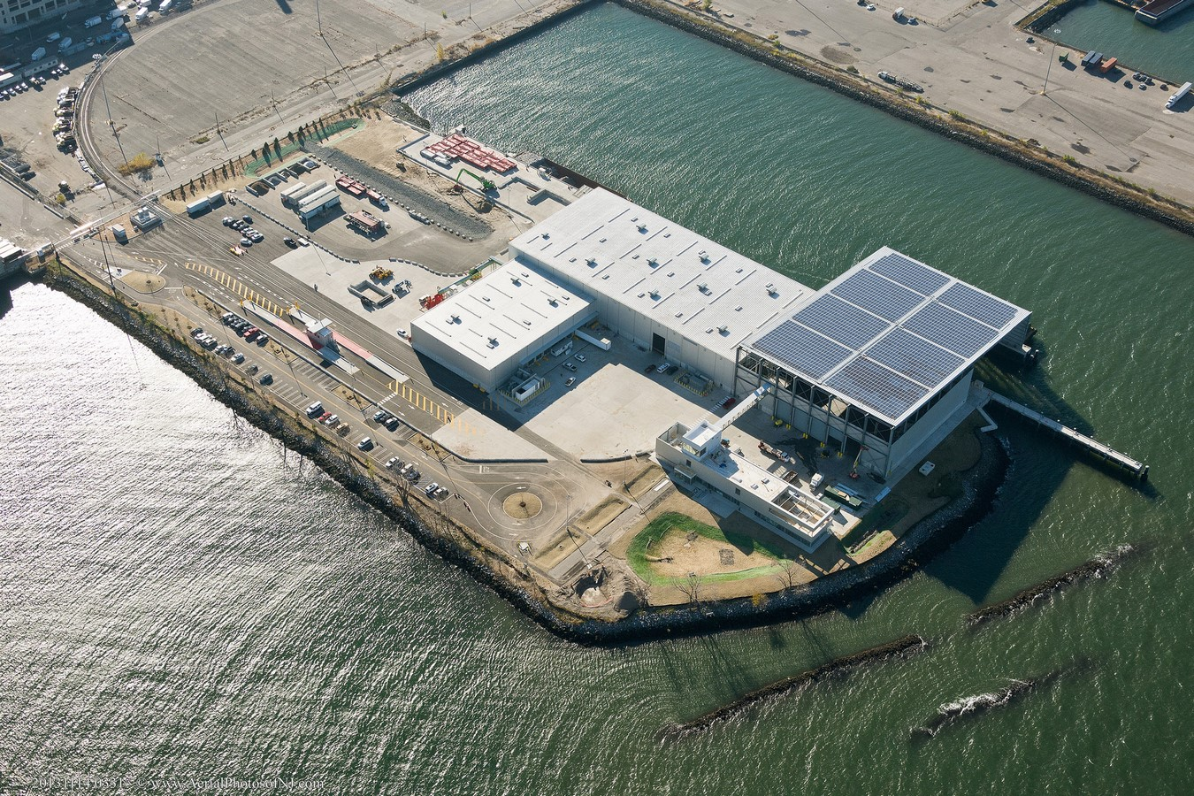 Sunset Park Material Recovery Facility / Selldorf Architects - Sheet2