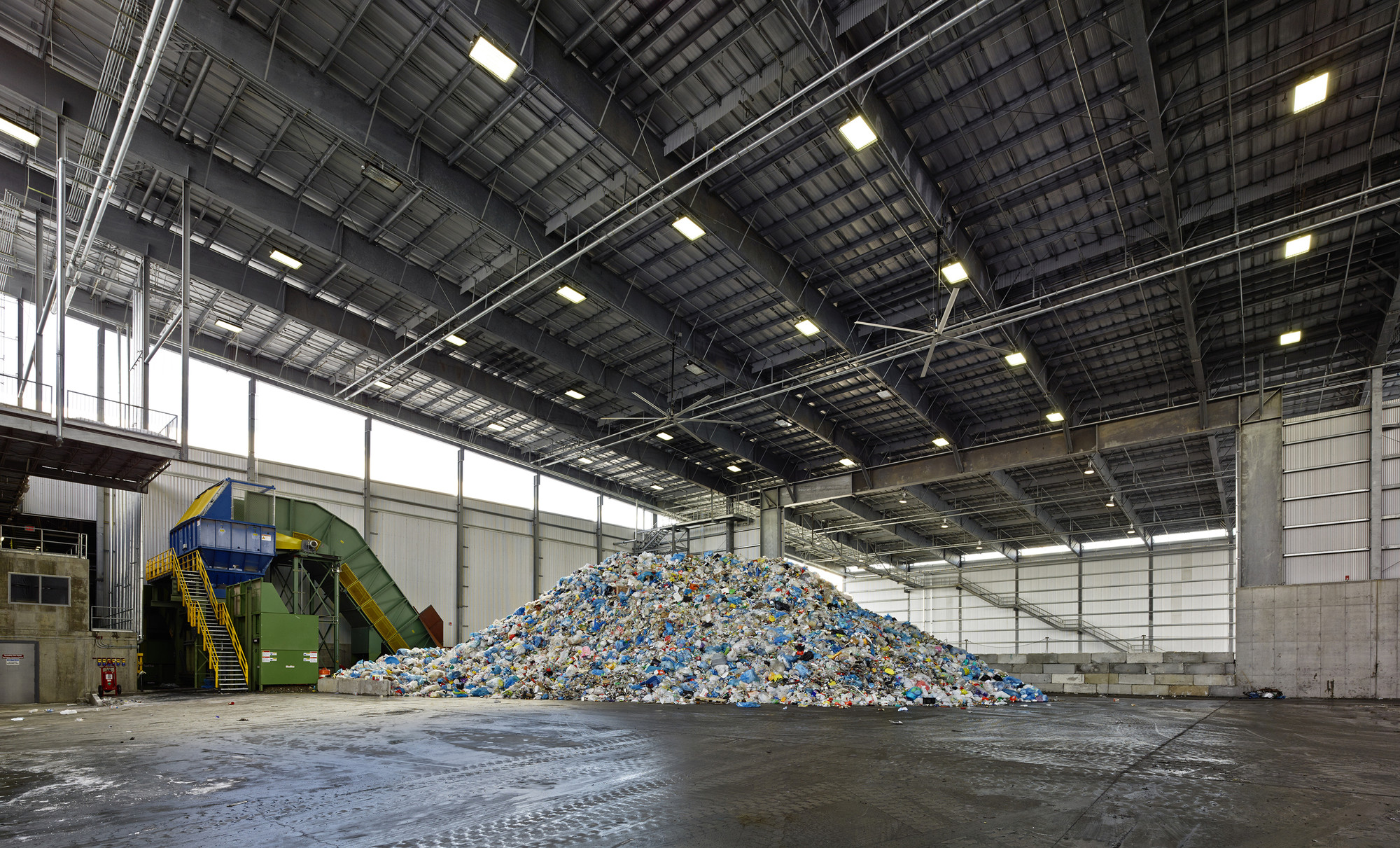 Sunset Park Material Recovery Facility / Selldorf Architects - Sheet3