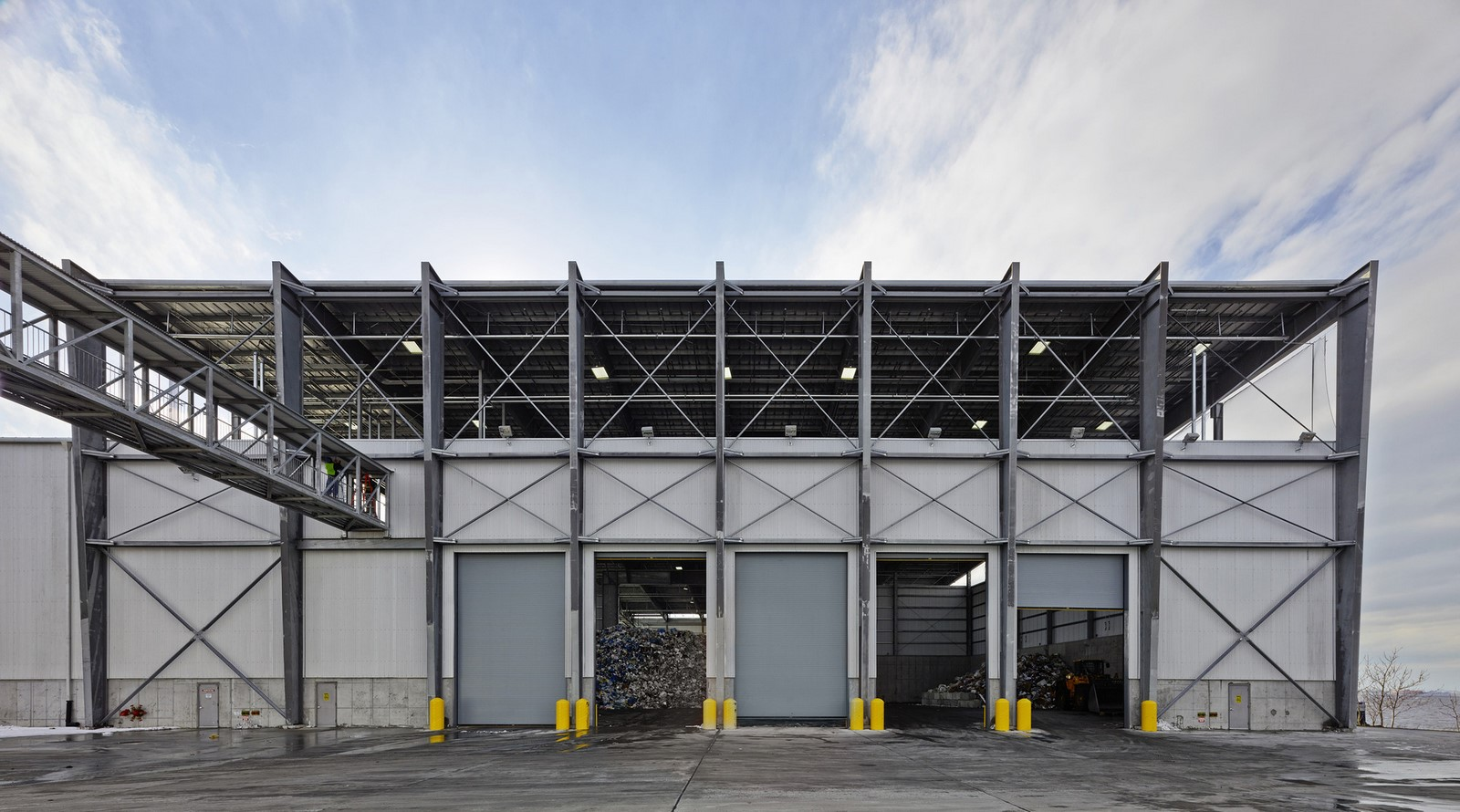 Sunset Park Material Recovery Facility / Selldorf Architects- Sheet5
