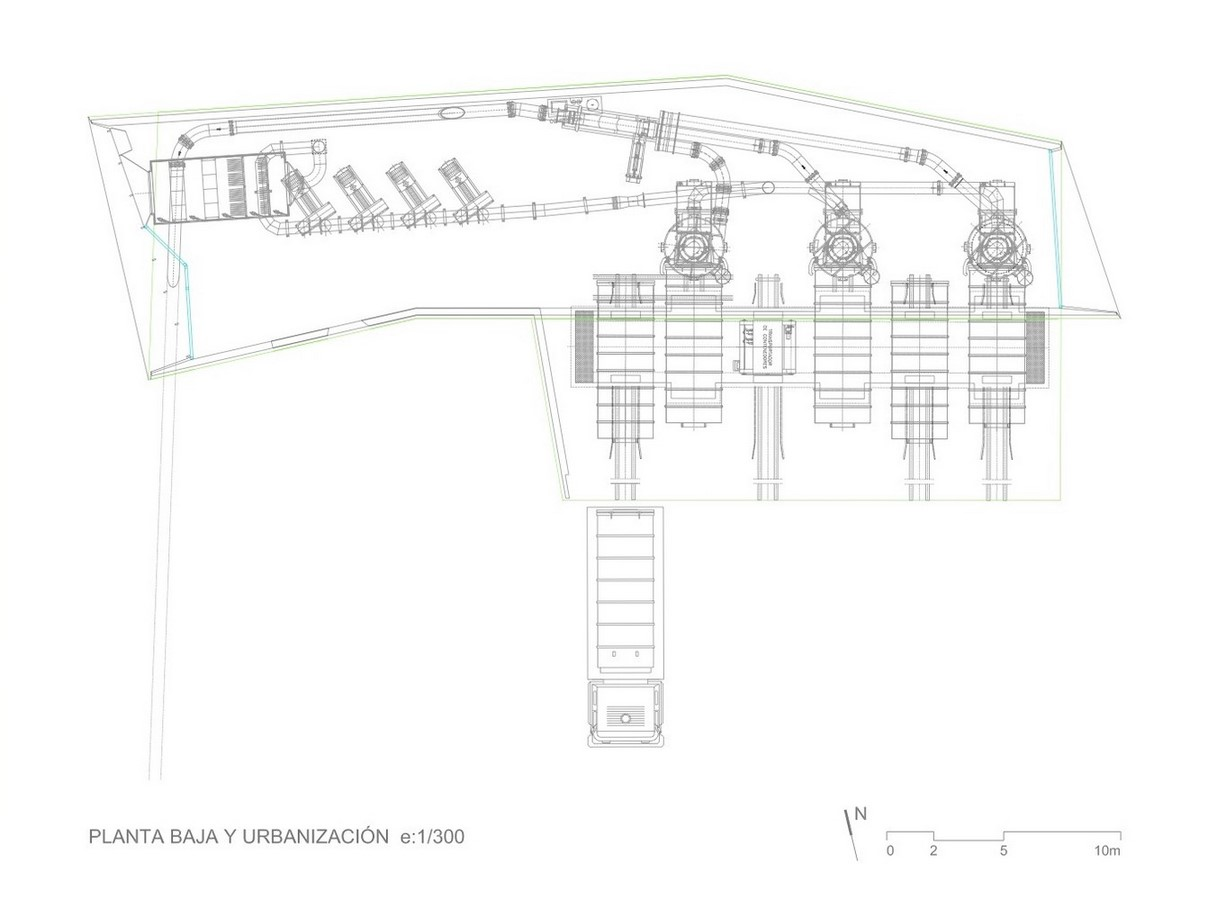 Urban Solid Waste Collection Central in Spain, Vaillo + Irigaray - Sheet5