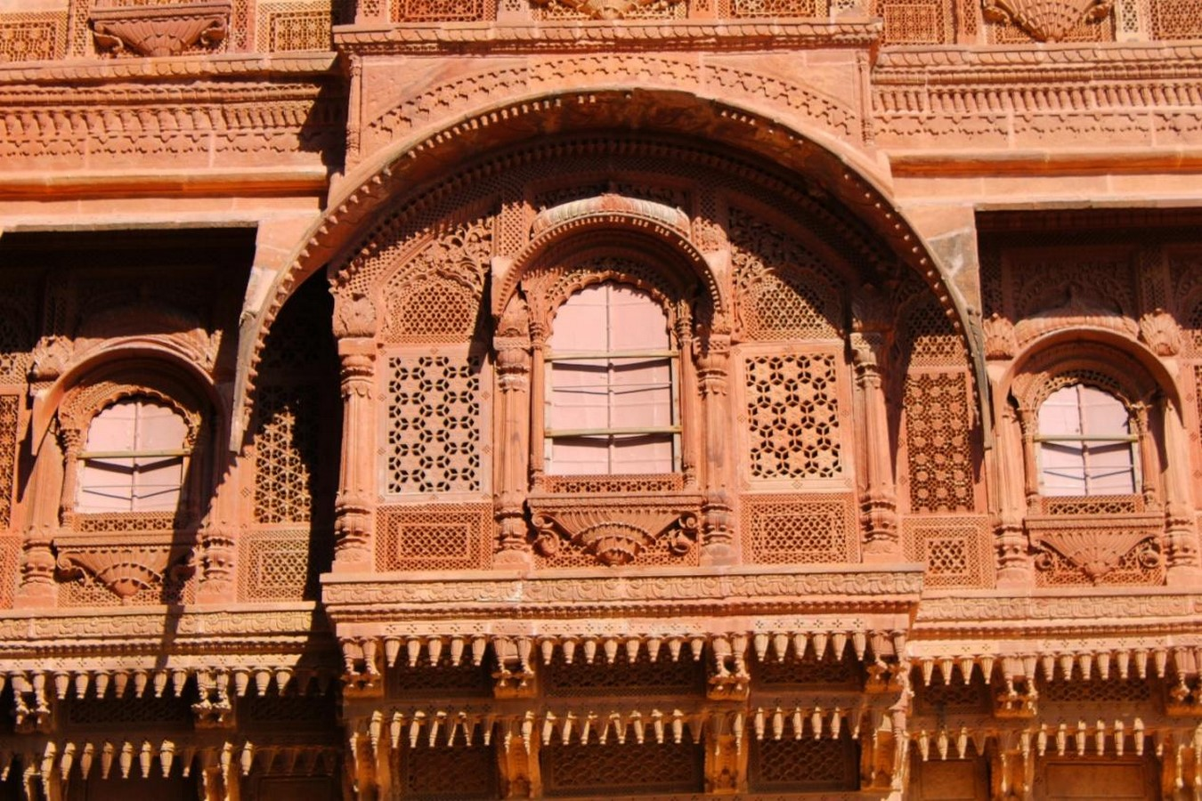 Sustainable practices in traditional ancient Indian architecture - Sheet1