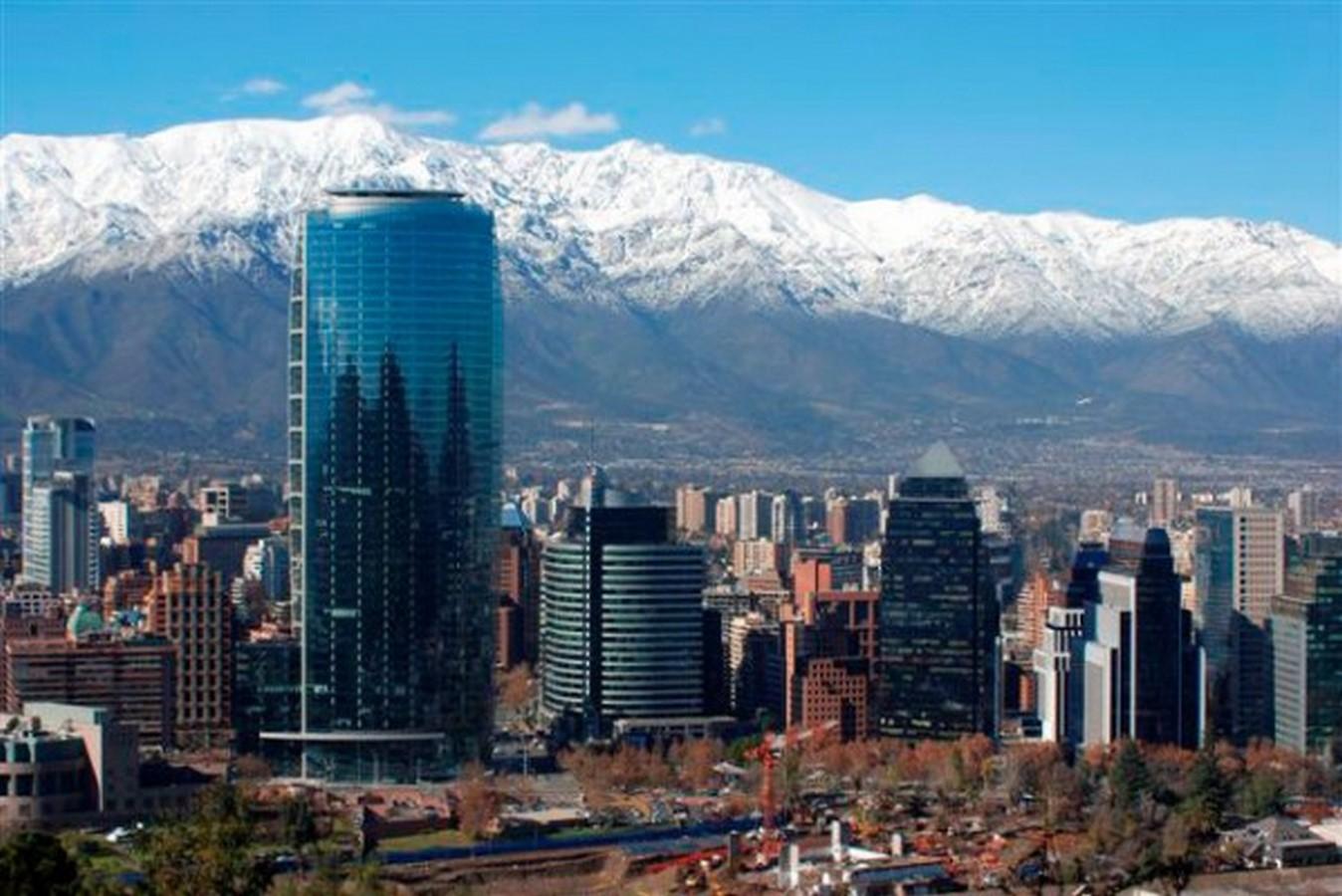 Titanium Tower - Santiago, Chile - Sheet2