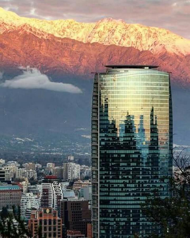 Titanium Tower - Santiago, Chile - Sheet3