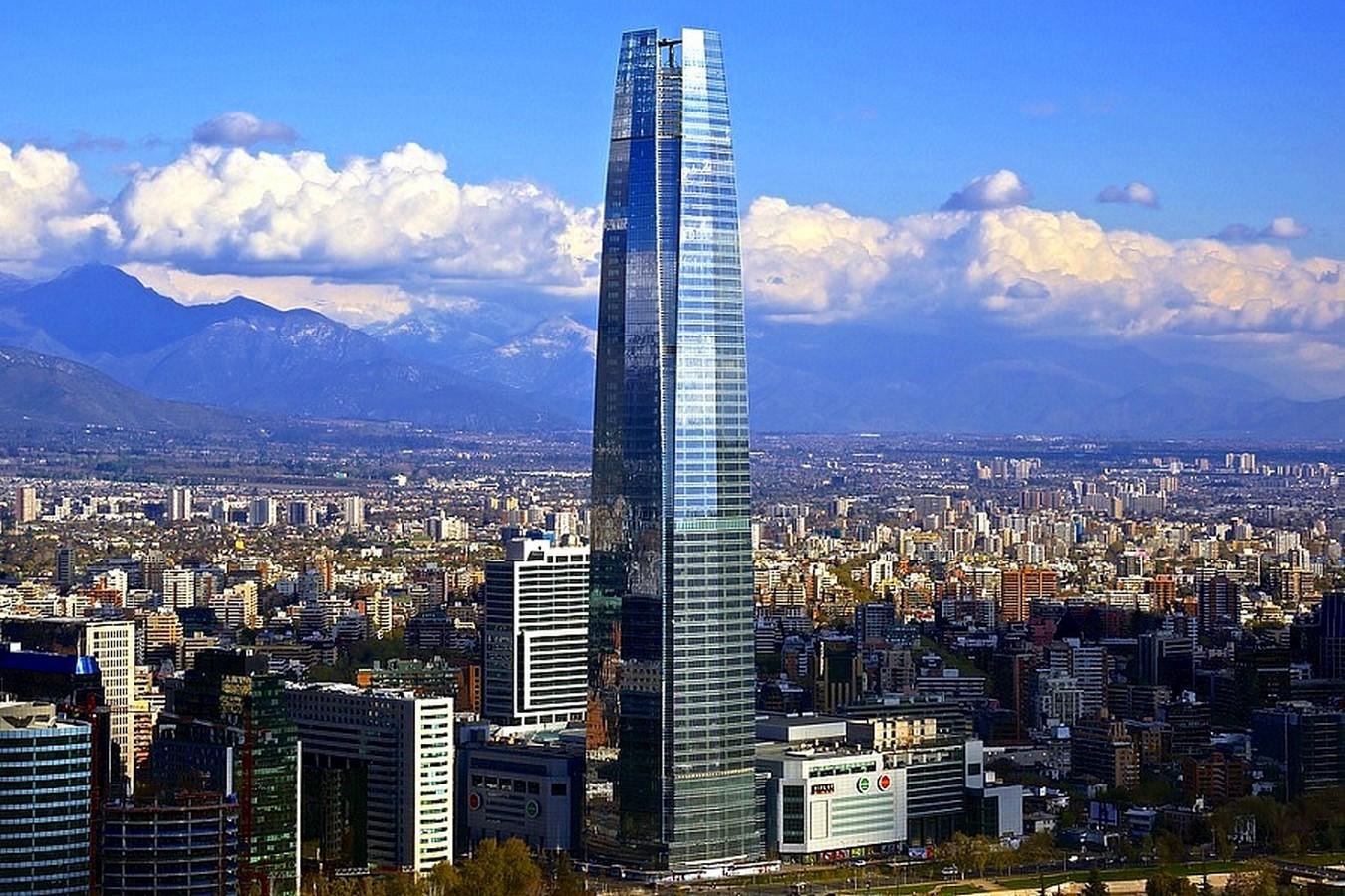 Costanera Center - Providencia, Chile - Sheet1