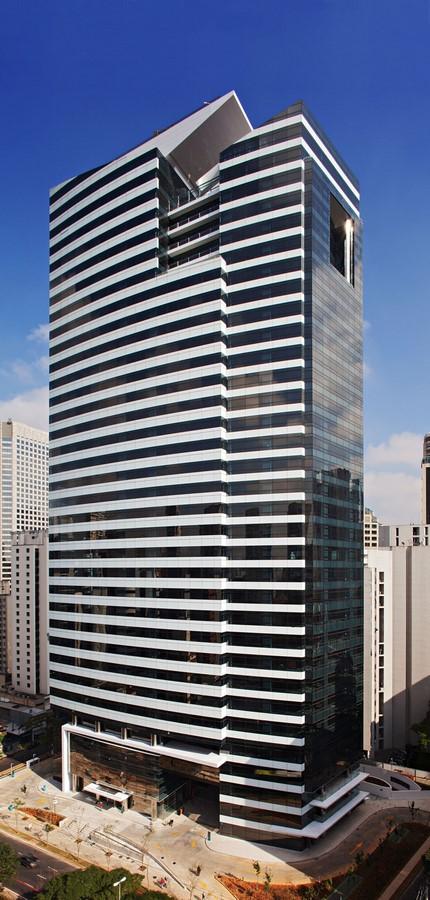Eco Berrini Building - Sao Paulo, Brazil - Sheet1