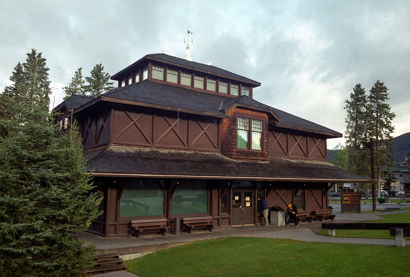 Places to visit in Banff for the Travelling Architect - Sheet1