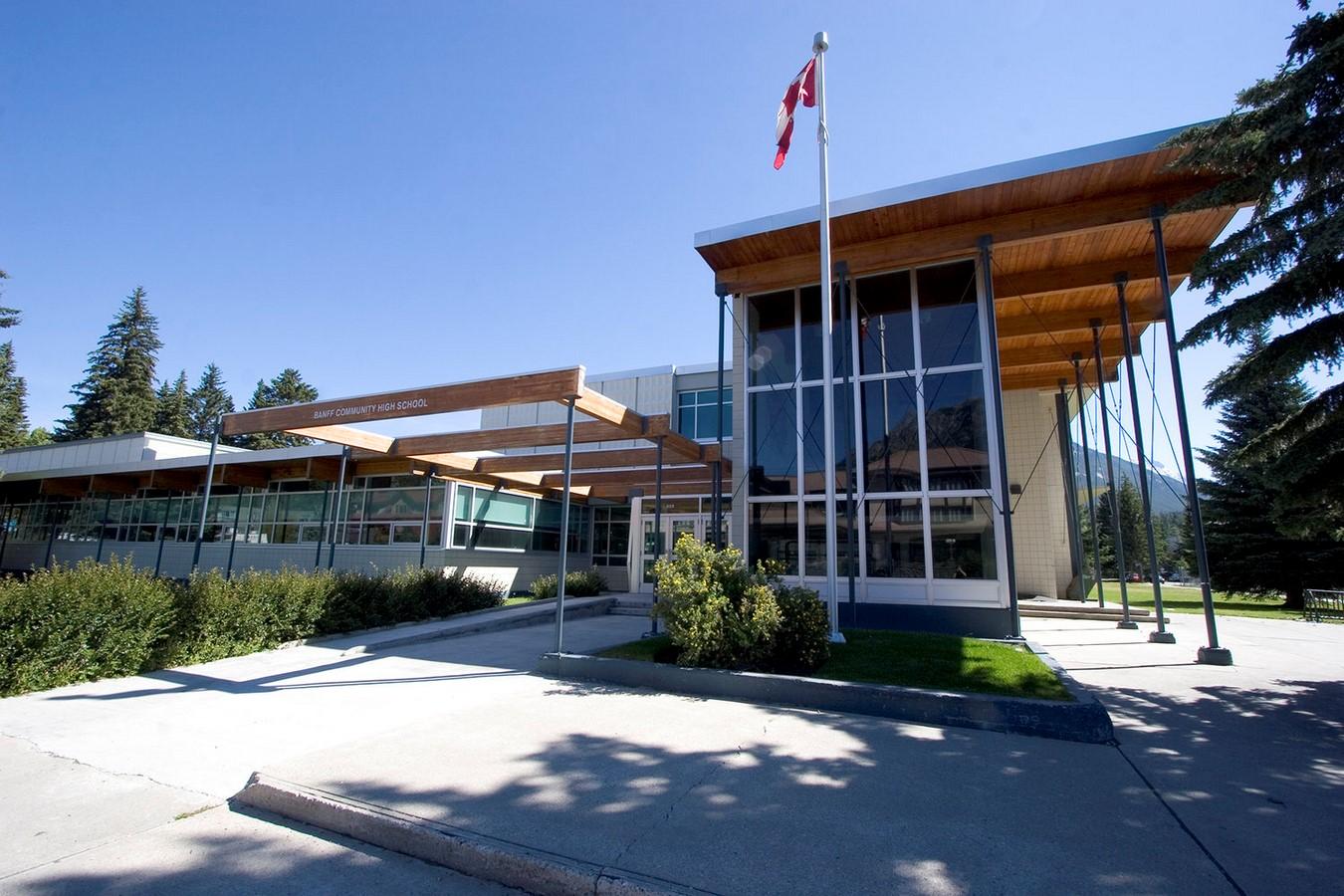 Banff Community High School - Sheet1