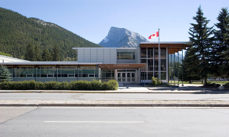 Banff Community High School - Sheet2