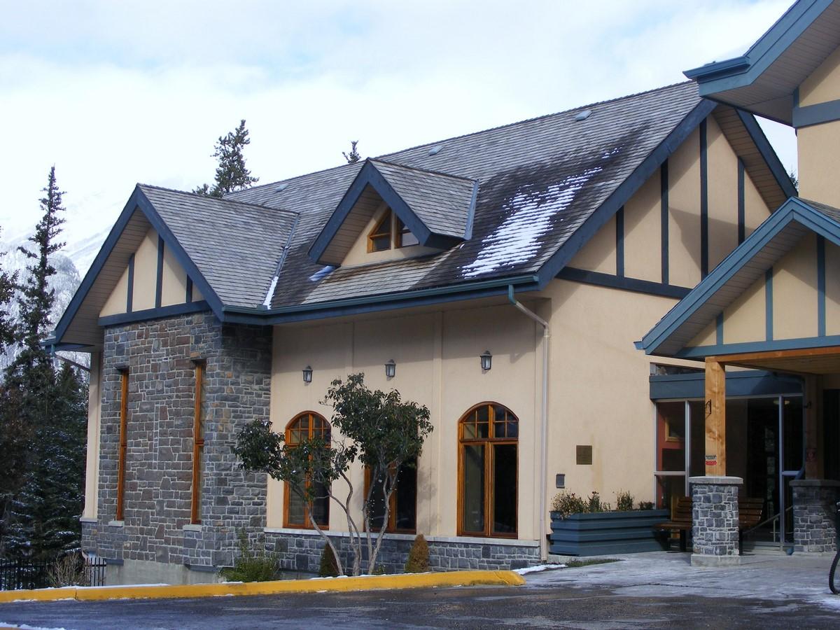 Banff – Mineral Springs Hospital - Sheet2