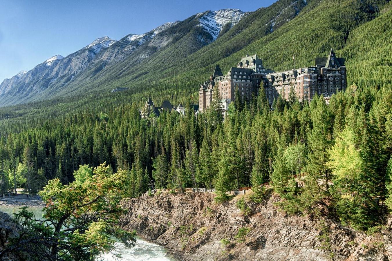 Fairmont Banff Springs - Sheet1