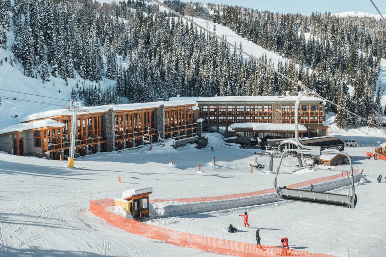 Sunshine Mountain Lodge - Sheet2
