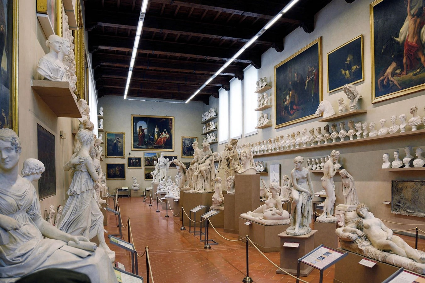 Accademia Gallery - Sheet1