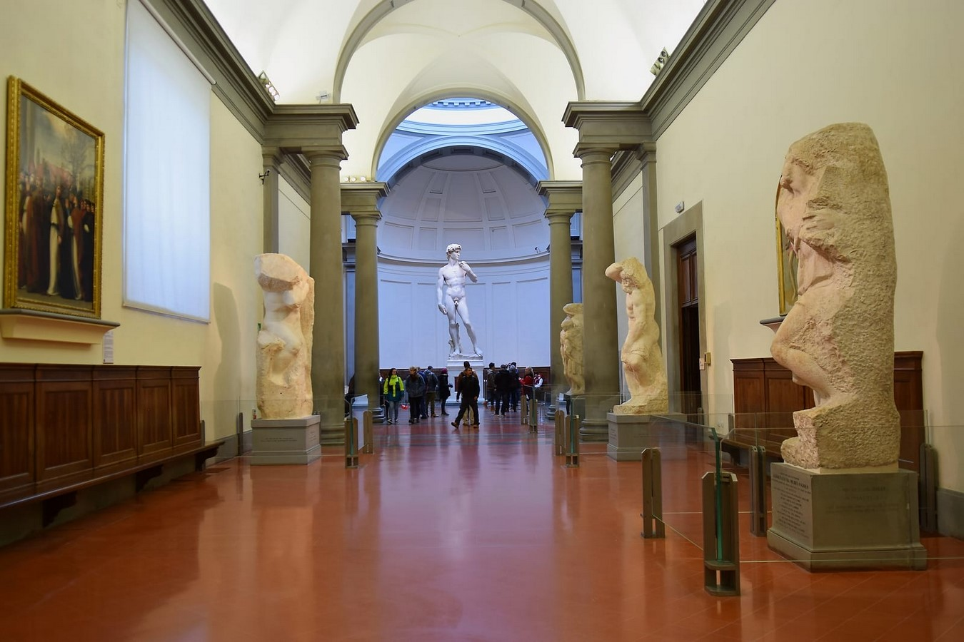 Accademia Gallery - Sheet2