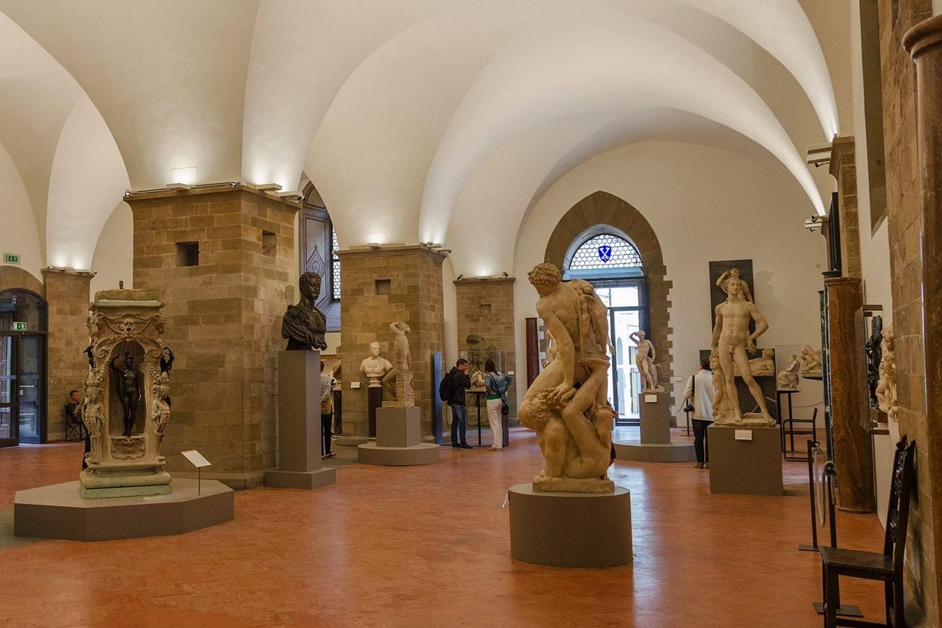 Bargello National Museum - Sheet3