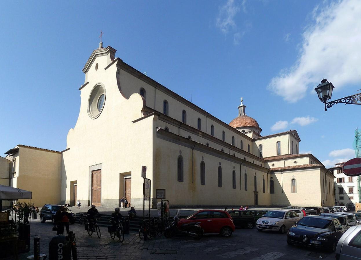 Basilica di Santo Spirito - Sheet1