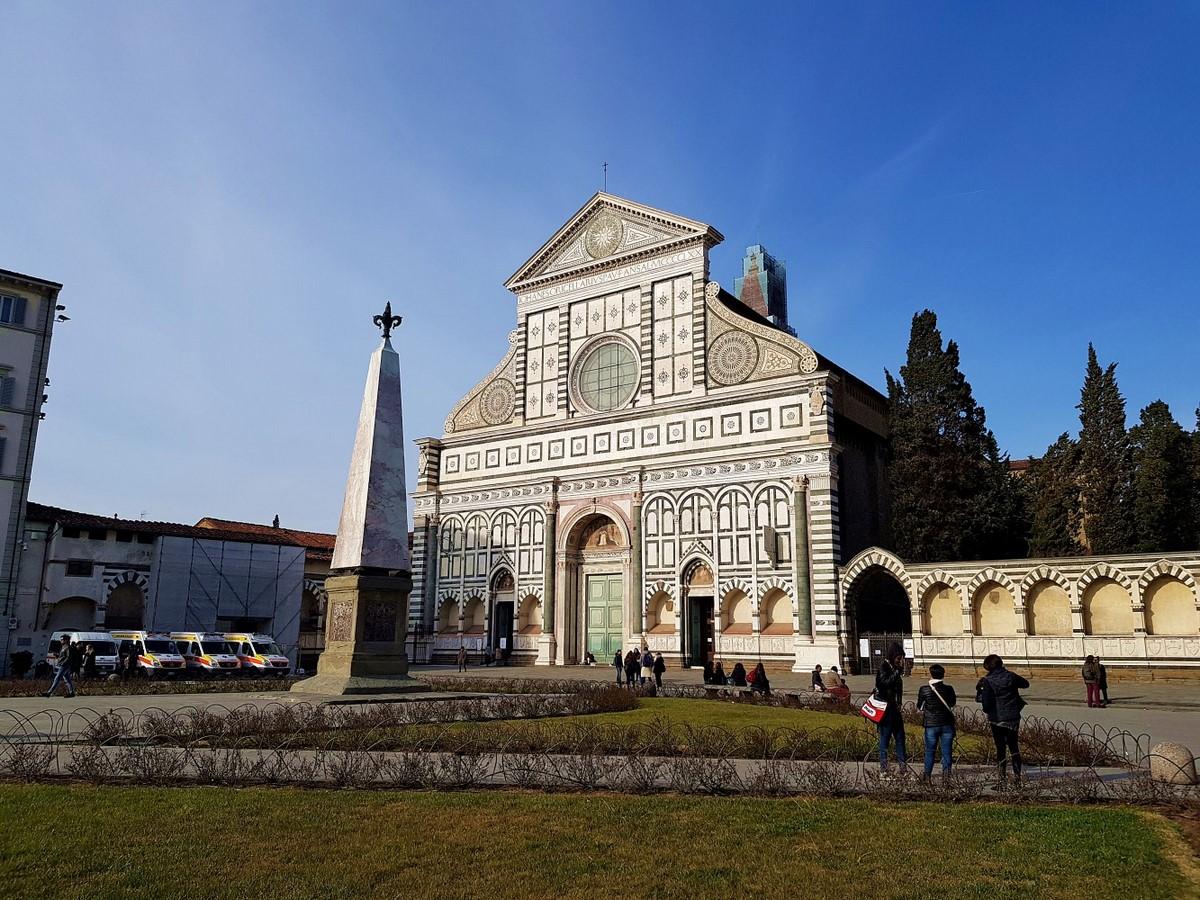 Basilica of Santa Maria Novella - Sheet1