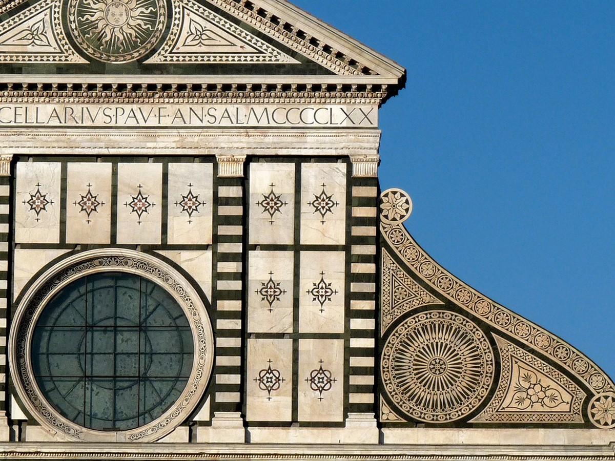 Basilica of Santa Maria Novella - Sheet2