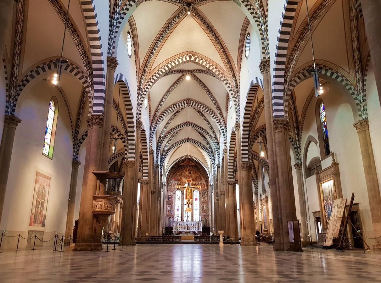 Basilica of Santa Maria Novella - Sheet3