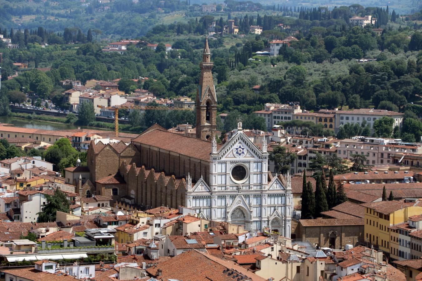 Basilica of Santa Croce - Sheet1
