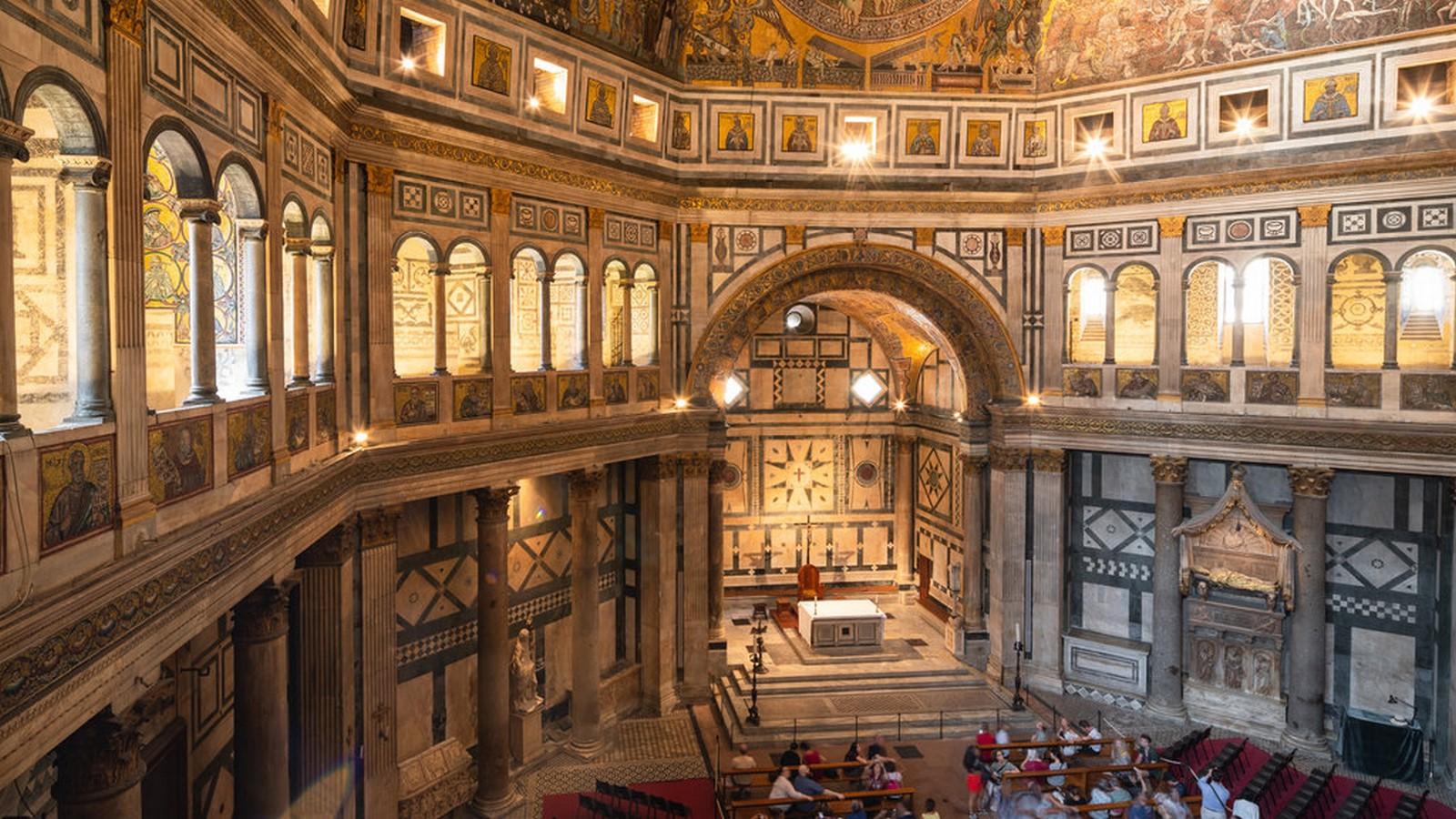 Baptistery of St. John - Sheet2