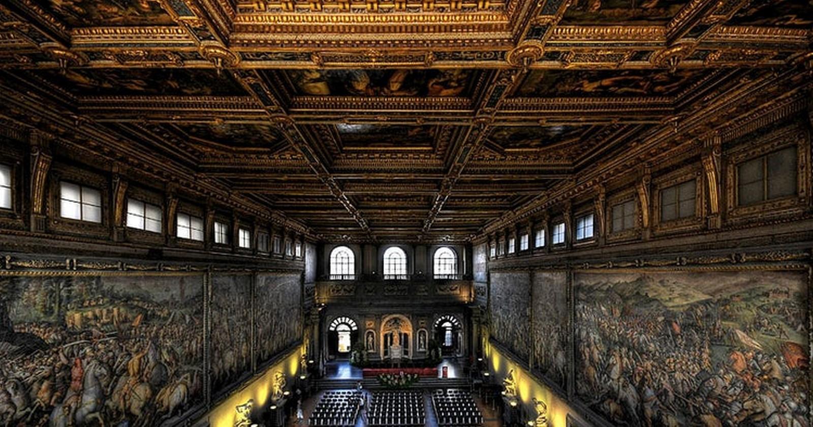 Palazzo Vecchio - Sheet2