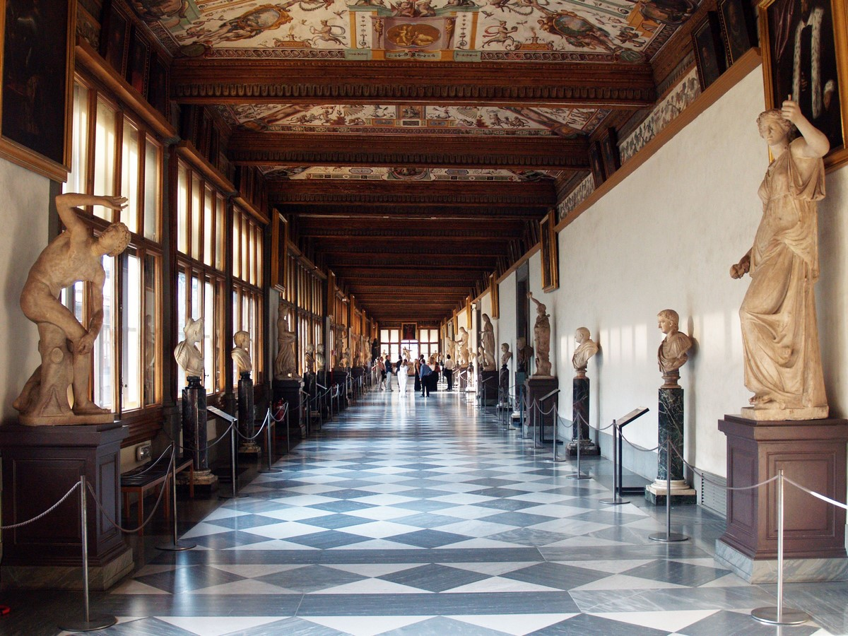 Uffizi Gallery - Sheet2
