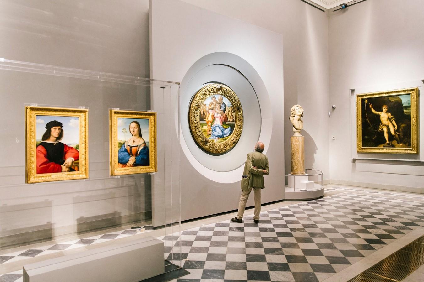 Uffizi Gallery - Sheet3