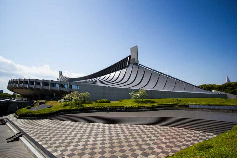 Yoyogi National Gymnasium- A Kenzo Tange Marvel, ahead of its time - Sheet2