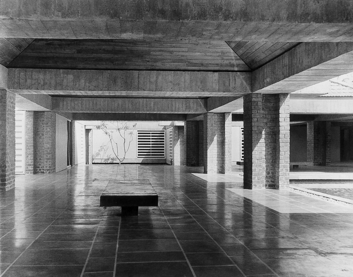 Sabarmati Ashram, Ahmedabad by Charles Correa: Beyond bricks and stones - Sheet2