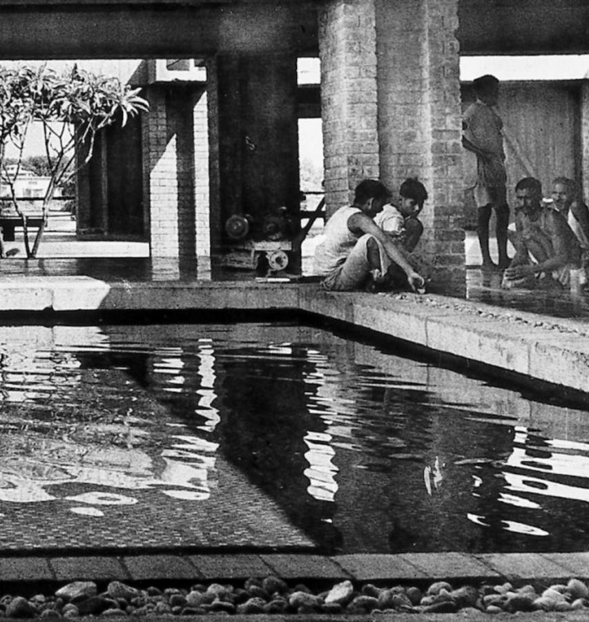 Sabarmati Ashram, Ahmedabad by Charles Correa: Beyond bricks and stones - Sheet3
