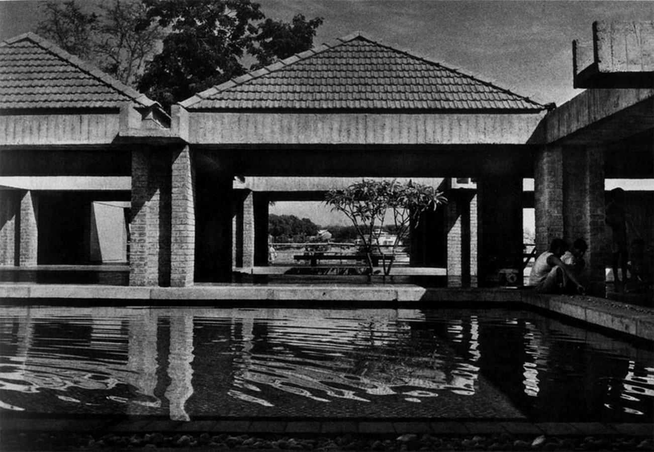 Sabarmati Ashram, Ahmedabad by Charles Correa: Beyond bricks and stones - Sheet4