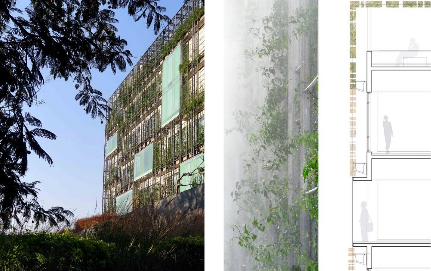 10 Buildings with fascinating facades in India - Sheet7