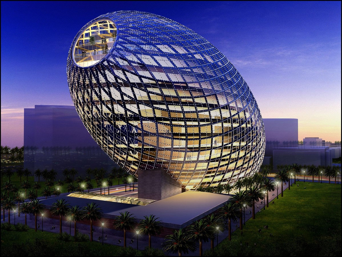 10 Buildings with fascinating facades in India - Sheet10