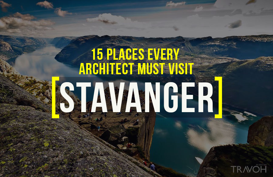 Places to visit in Stavanger for the Travelling Architect