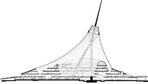 Khan Shatyr Entertainment Center by Norman Foster: World's Tallest Tensile structure - Sheet4