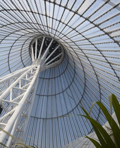 World's Tallest Tensile structure - Sheet7