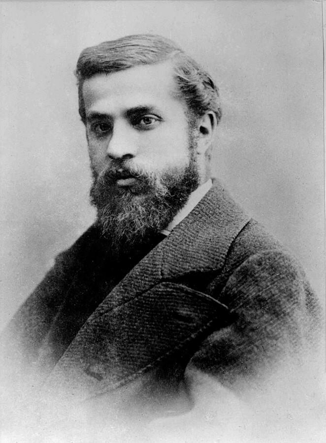 Antoni Gaudi - Sheet1