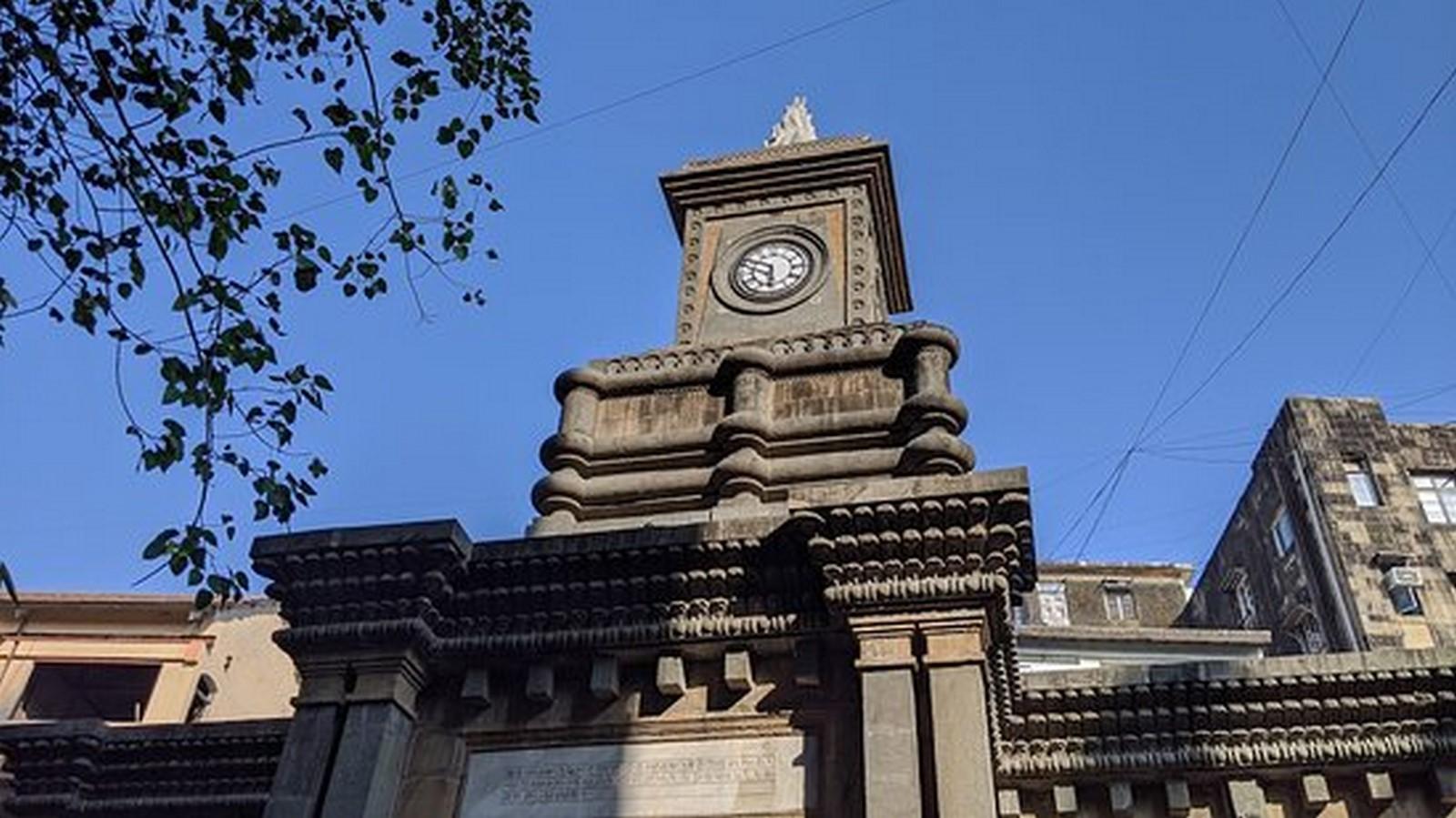 Bomanjee Hormarjee Wadia Fountain and Clock Tower, Vikas Dilawari - Sheet1