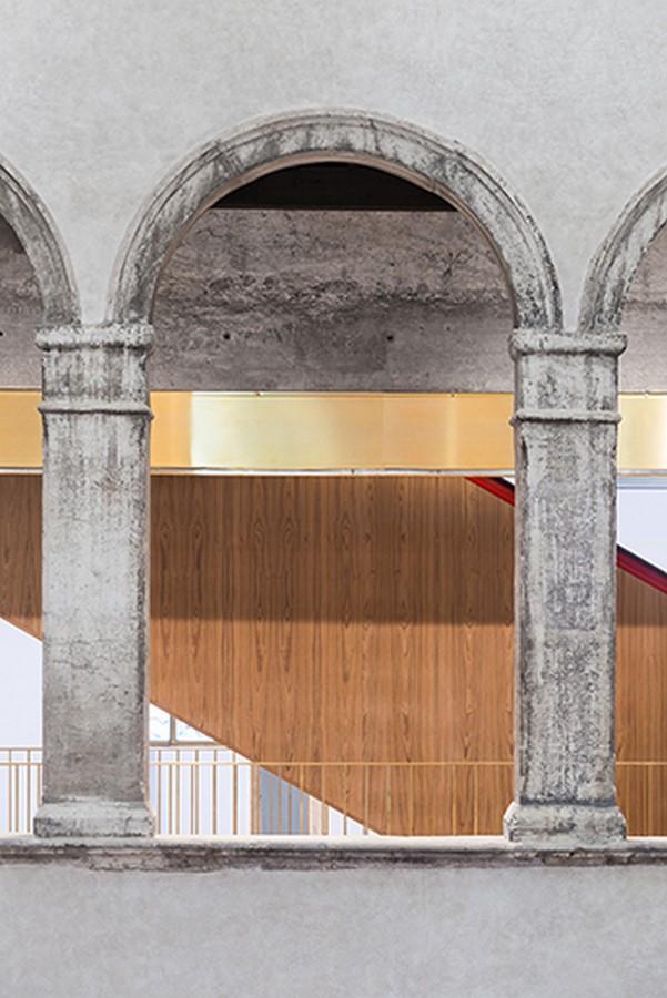 Fondacodei Tedeschi, OMA (The Office for Metropolitan Architecture) - Sheet2