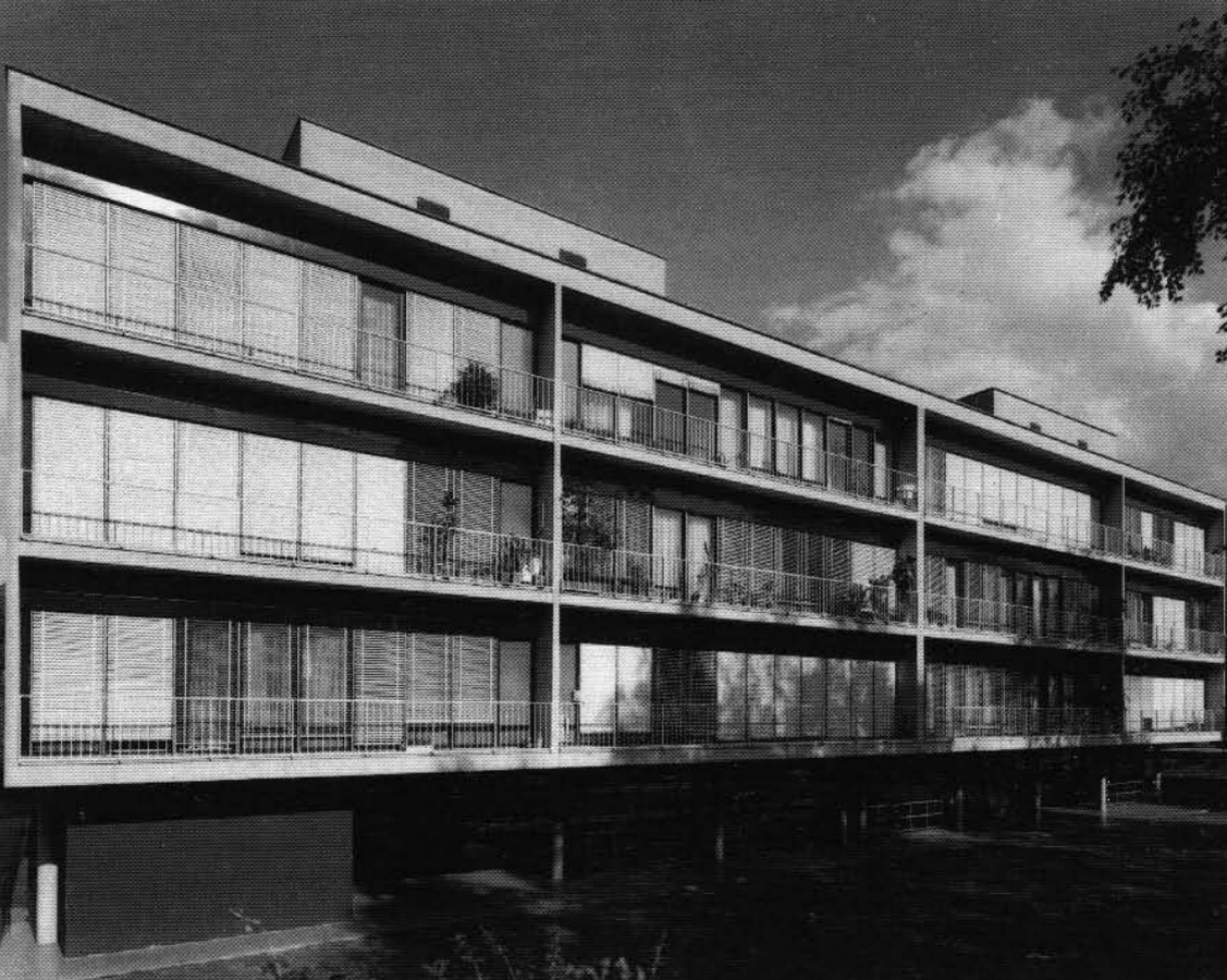 Apartment Building In Carasso - Sheet2