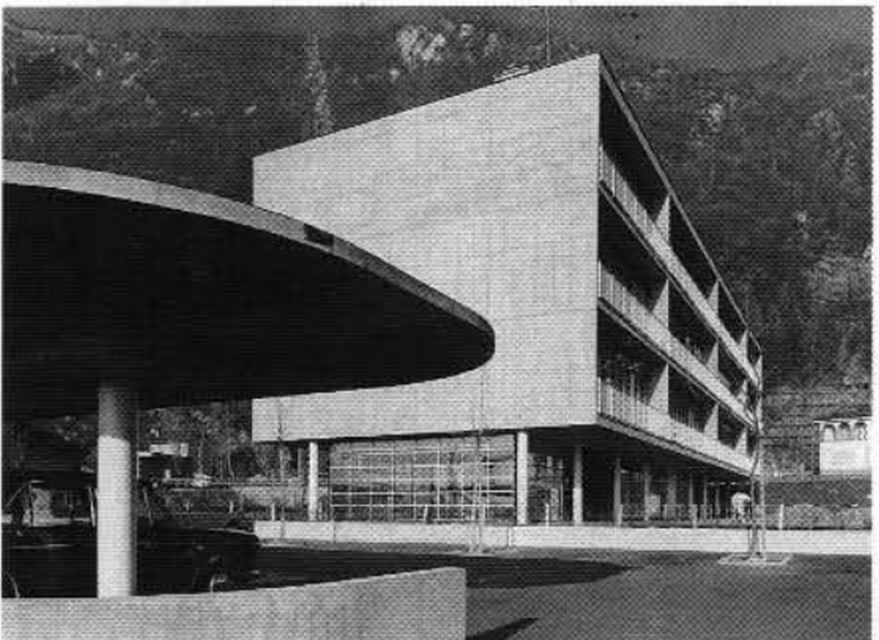 Apartment Building In Carasso - Sheet3