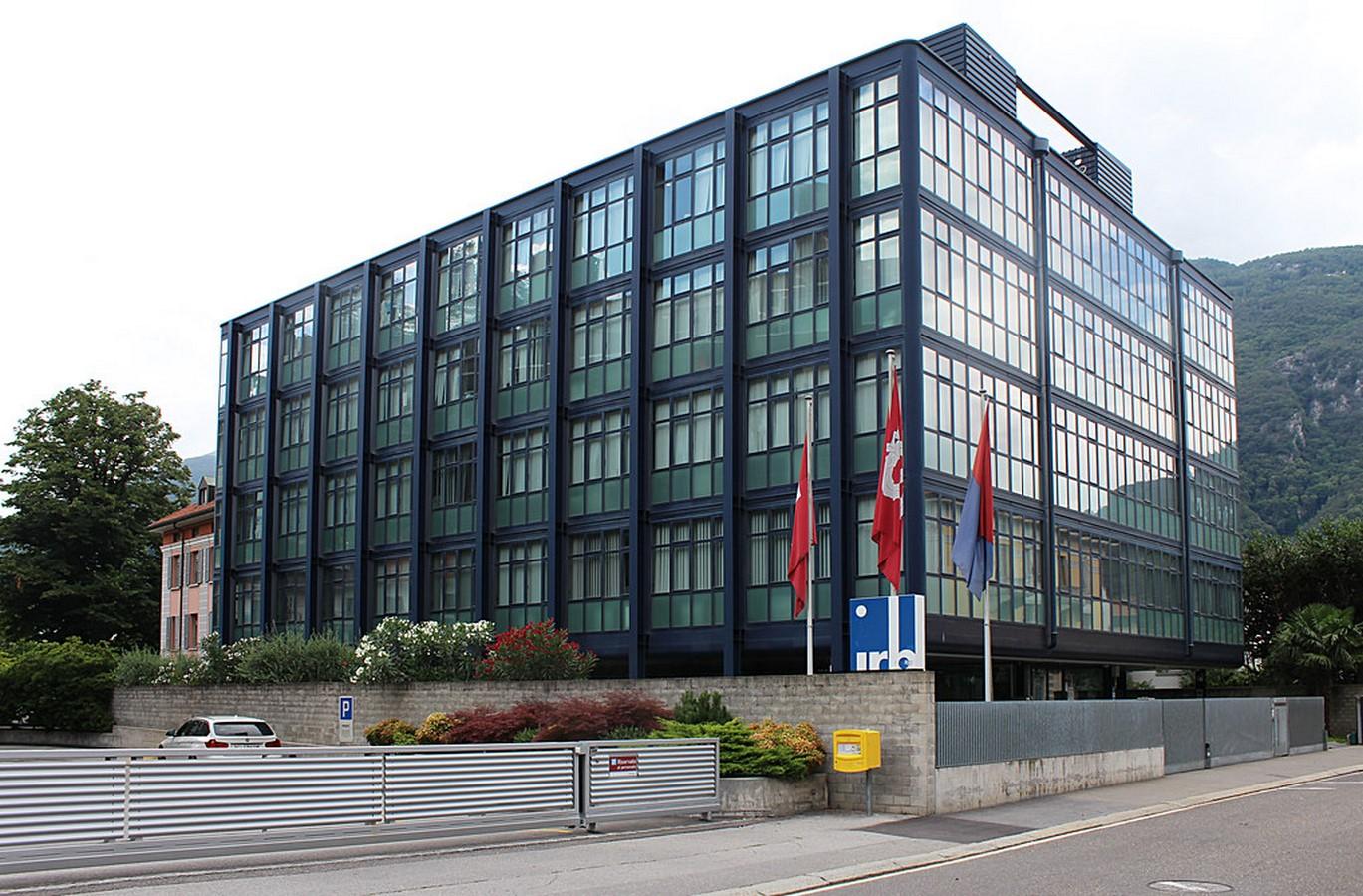 Fabrizia administration building - Sheet1