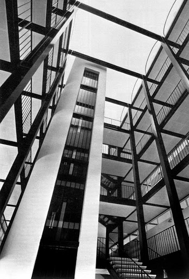 Fabrizia administration building - Sheet3